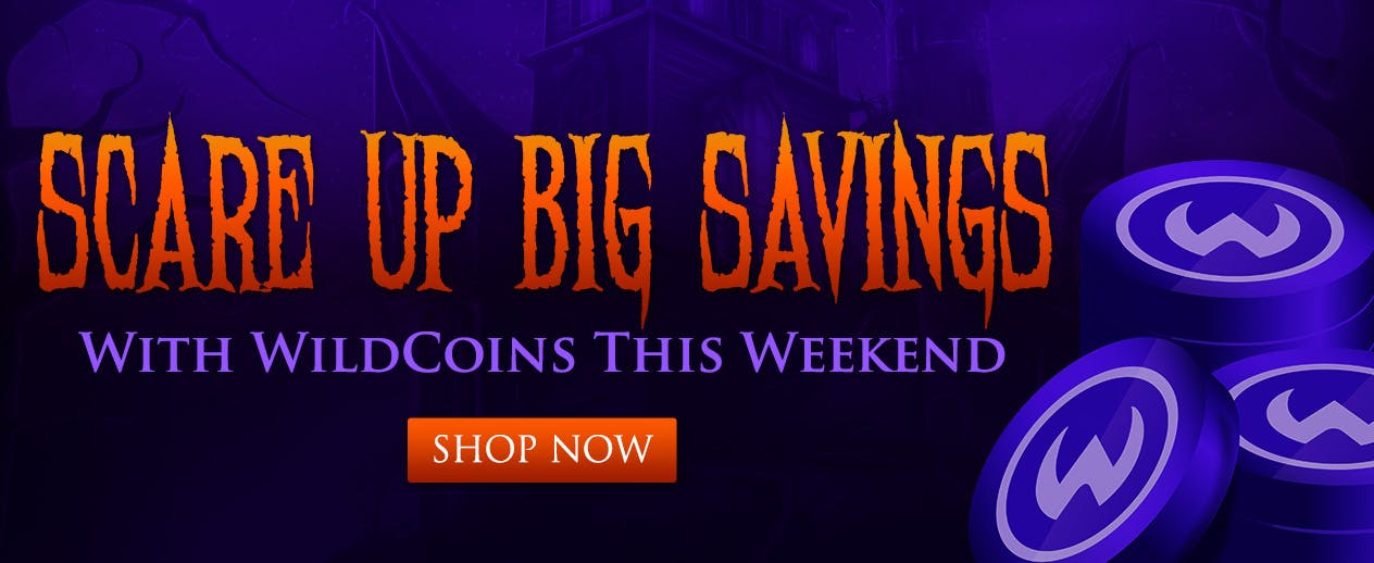 JetDogs WildCoin Sale Weekend - Grab A JetDogs Game This Weekend On The Cheap! - image