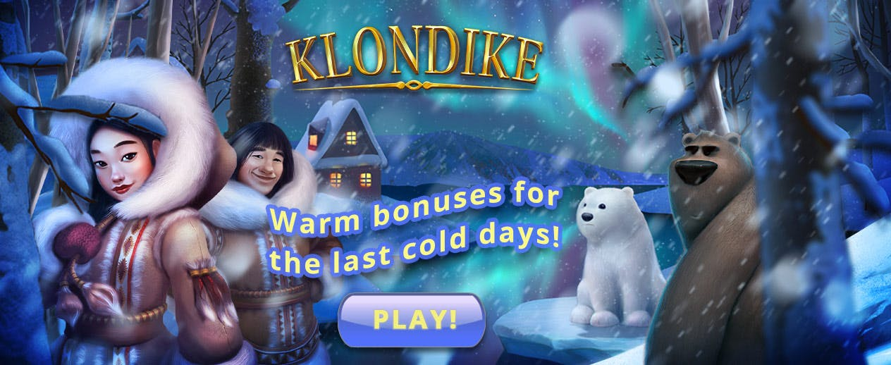 Klondike: The Lost Expedition - Can You Feel the Love Tonight? - image
