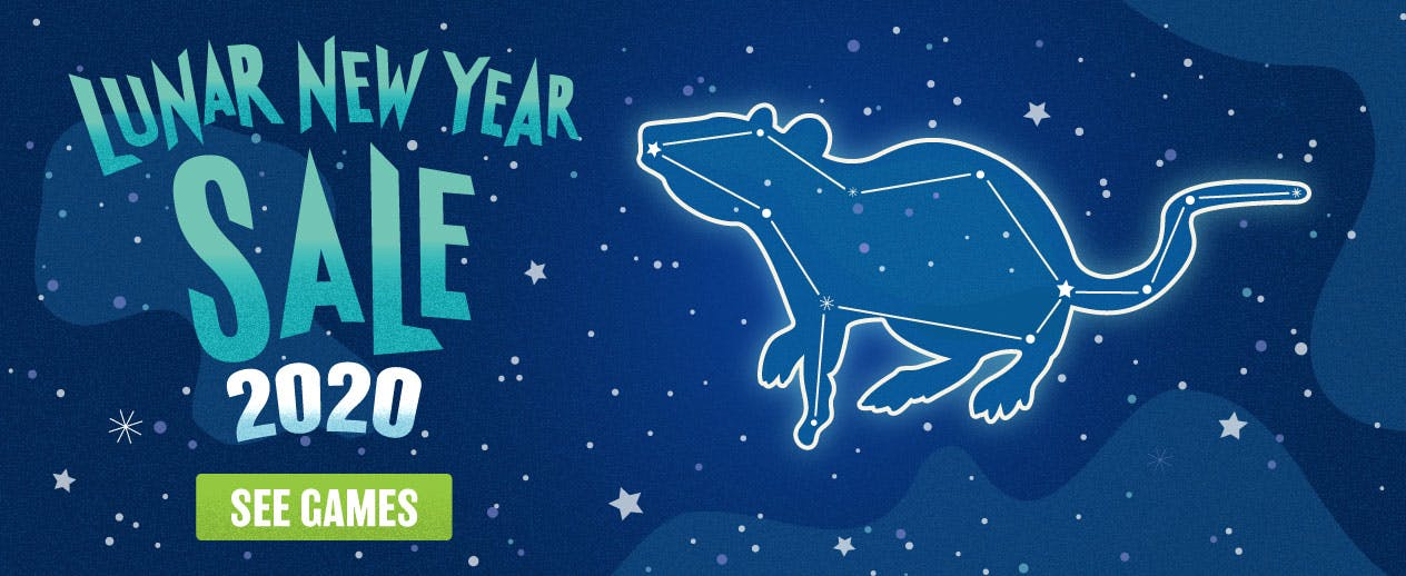 'Year of the Rat' Lunar Sale - Save up to 30% on the Lunar Sale + wild Members save even more! - image