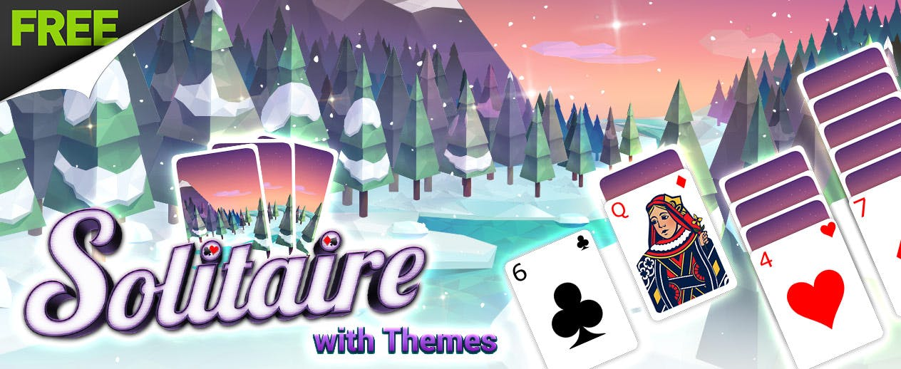 Solitaire with Themes - Play Free Solitaire - image