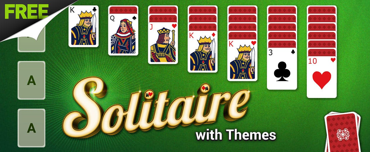 Solitaire with Themes - Play solitaire FREE! - image