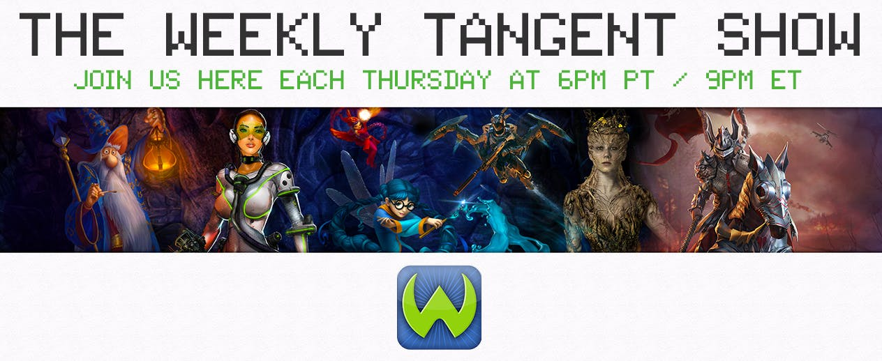 The Weekly Tangent Show - WildTangent's Weekly Talk Show - image