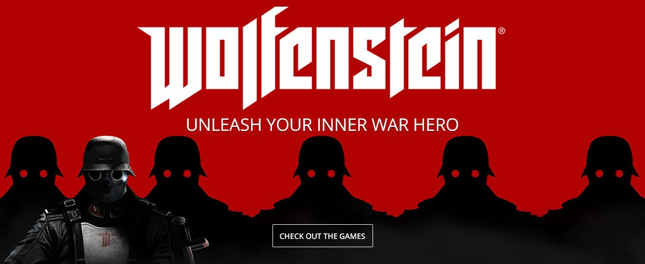 Wolfenstein Games - Check out Wolfenstein Games - image