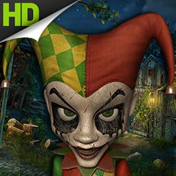 Weird Park: Scary Tales - Get ready to journey through frightening fairytales to rescue the trapped children in the hidden object game Weird Park: Scary Tales. - logo