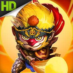 Westward Journey - In Westward Journey, go on an epic tower defense adventure to Vulture's Peak to retrieve the sacred sutras and bring peace to the kingdom. - logo