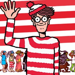 Where's Waldo The Fantastic Journey - Where's Waldo? The Fantastic Journey is a grand hidden object adventure! - logo