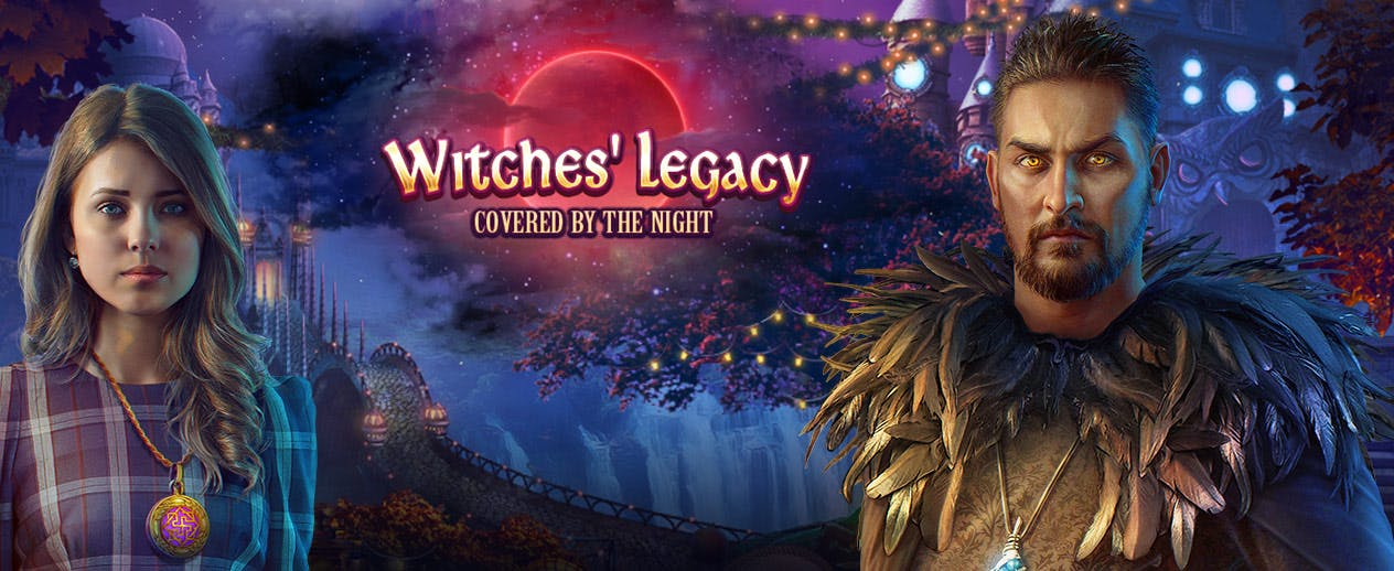 Witches' Legacy: Covered by the Night - Can any prison truly contain evil? - image