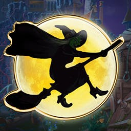 Witch's Pranks: Frog's Fortune Premium Edition - It's up to you to turn the frogs back into princes in the adventure game Witch's Pranks: Frog's Fortune Premium Edition. - logo
