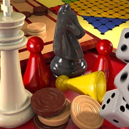 World's Best Board Games - Play 17 of the World's Best Board Games like chess, backgammon, and more! - logo
