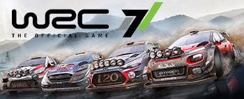 WRC 7 FIA World Rally Championship - image