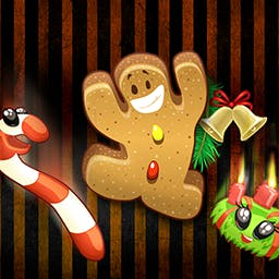 Xmas Drop - Let the festive racing fun begin! Play Xmas Drop today. - logo