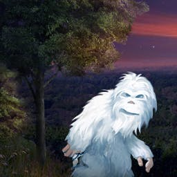 Yeti Legend Mystery Of The Forest - When a chemical spill wreaks havoc next to a nature preserve, all sorts of creatures come crawling out of the forest... - logo