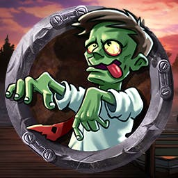 Zombie Solitaire 2: Chapter 1 - The card game Zombie Solitaire 2: Chapter 1 has bite! Can you escape the zombies with your brain intact? - logo
