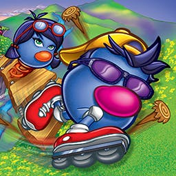 Zoombinis - Play through a ton of fun puzzles and help the Zoombinis get home! - logo