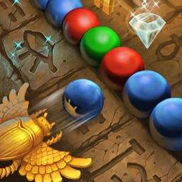 Zum-zum - An entertainment worthy of the Pharaohs, Zum-zum is a captivating puzzle adventure! - logo